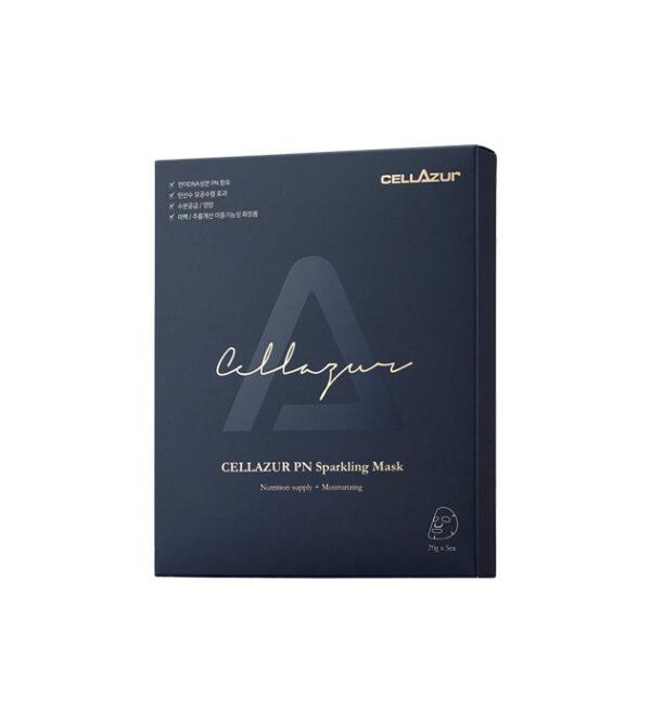 Cellazur PN Sparkling Mask box